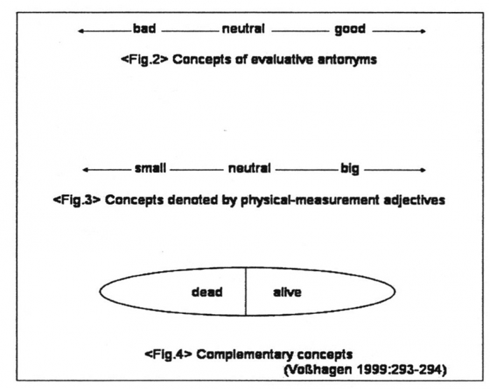 La Négation - Antonyms and Synonyms: Cognitive Aspects of