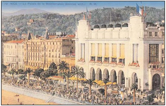 Hotel La Villa Promenade Des Anglais
