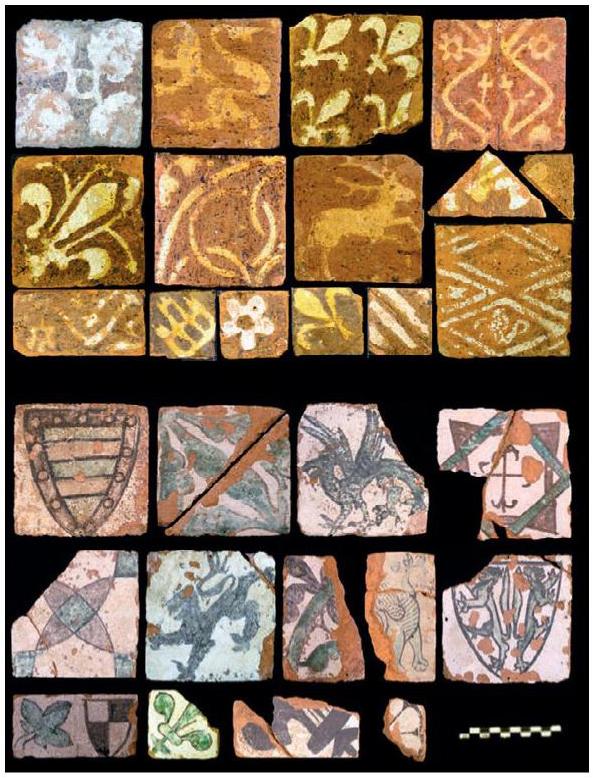 Anglais héritage archéomagnétique datant