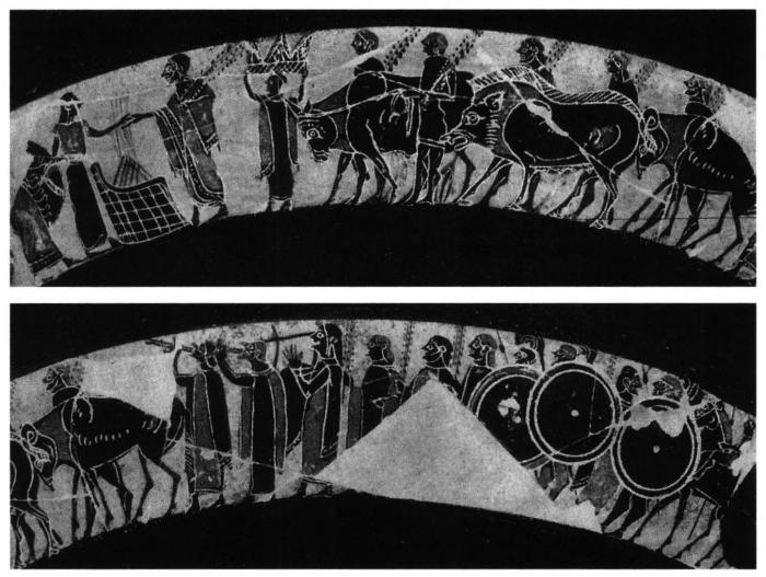 83c331687566cd Die Rolle der Musik in antiken griechischen Prozessionen