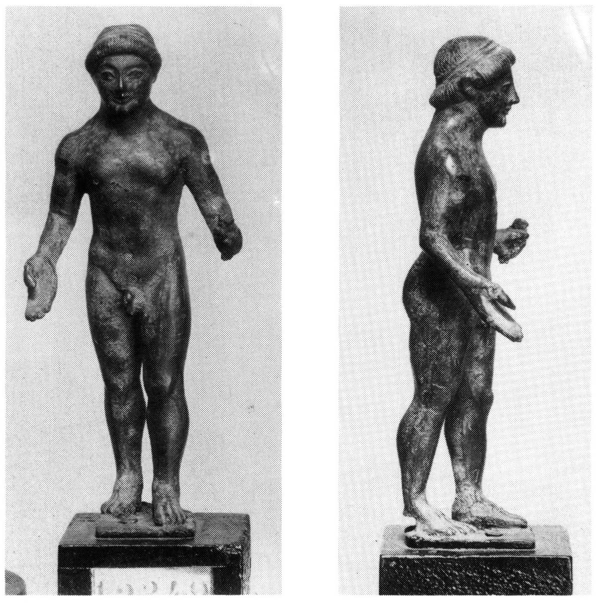 The Iconography of Greek Cult in the Archaic and Classical ... Hermes Statue