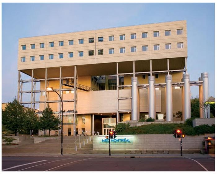 ae1eb04ef6f7df Le campus - 12. L édifice principal de HEC Montréal - Presses de l ...