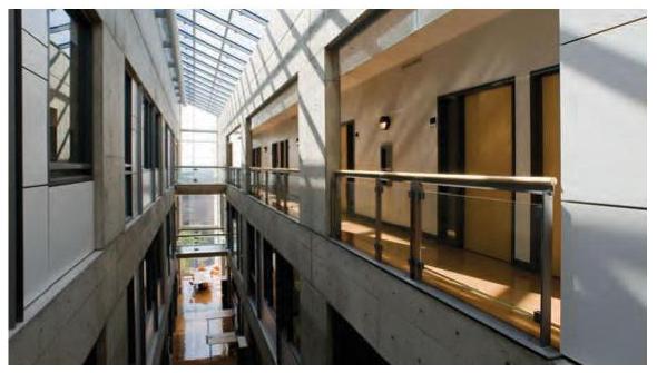 Le Campus 23 Le Pavillon Paul G Desmarais Presses De L