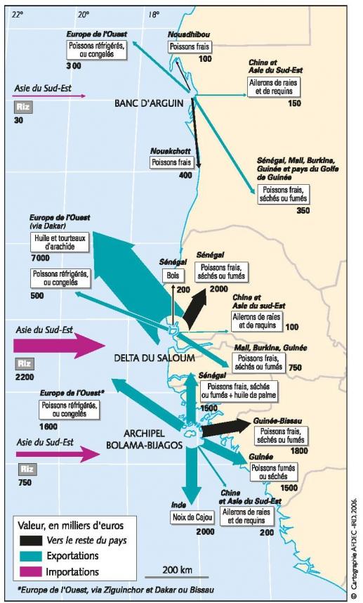 Carte Marine Afrique Du Sud.Les Aires Marines Protegees D Afrique De L Ouest Cartes Et