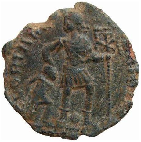 Maiorina Useful Empire Romain Constans - Fel Temp Reparatio 348-350 Alexandrie