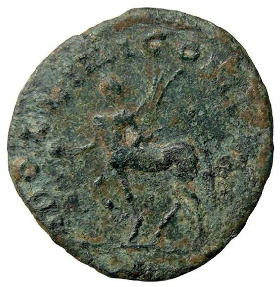 Useful Empire Romain - Fel Temp Reparatio Constans 348-350 Alexandrie Maiorina