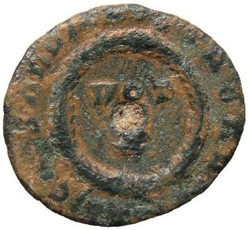 348-350 Alexandrie Useful Empire Romain Constans - Fel Temp Reparatio Maiorina