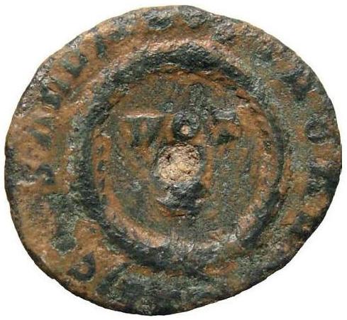 Useful Empire Romain Alexandrie 348-350 Constans Maiorina - Fel Temp Reparatio