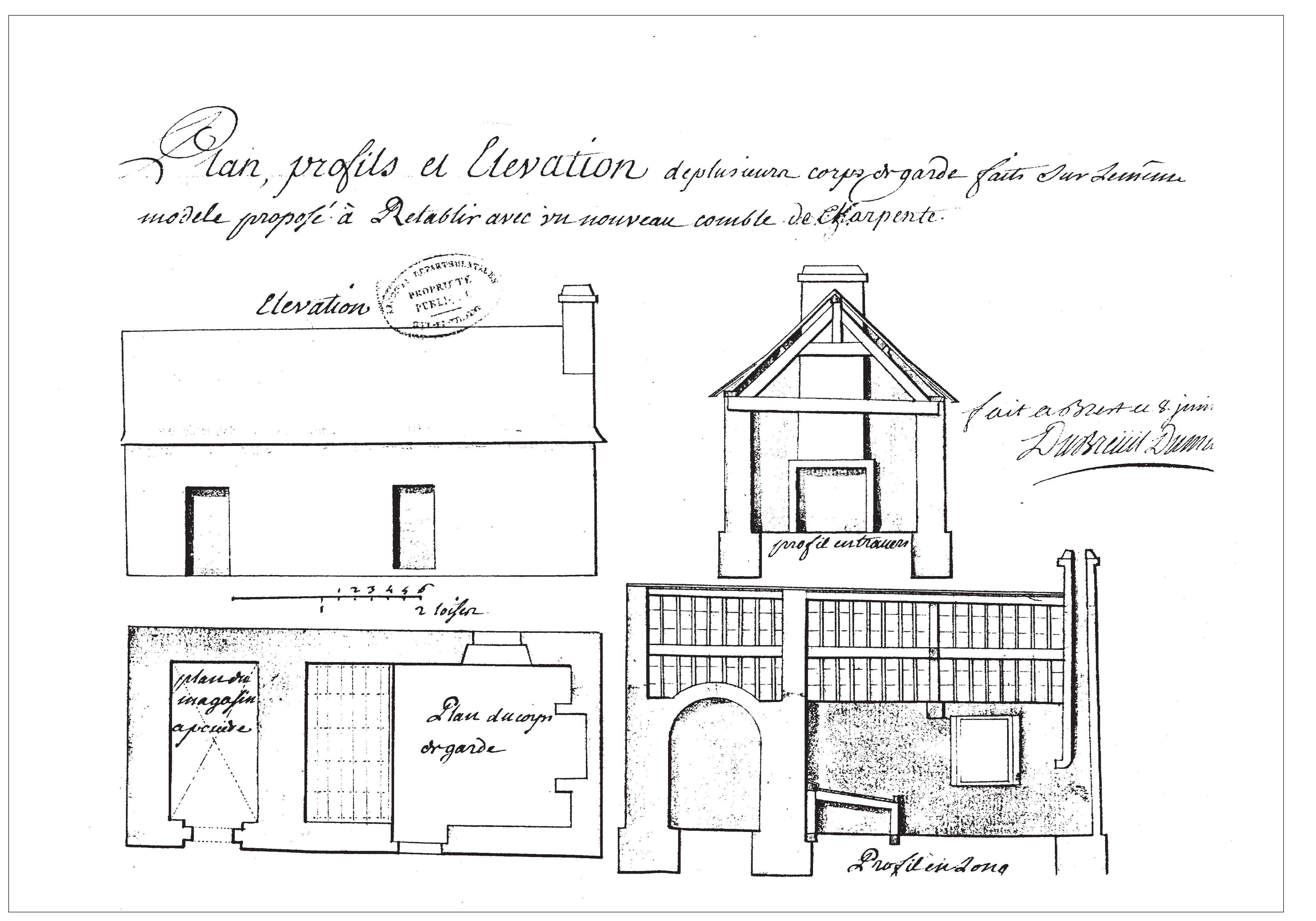 Les villes de Bretagne au XVIIIe si¨cle Chapitre VII Le b¢ti
