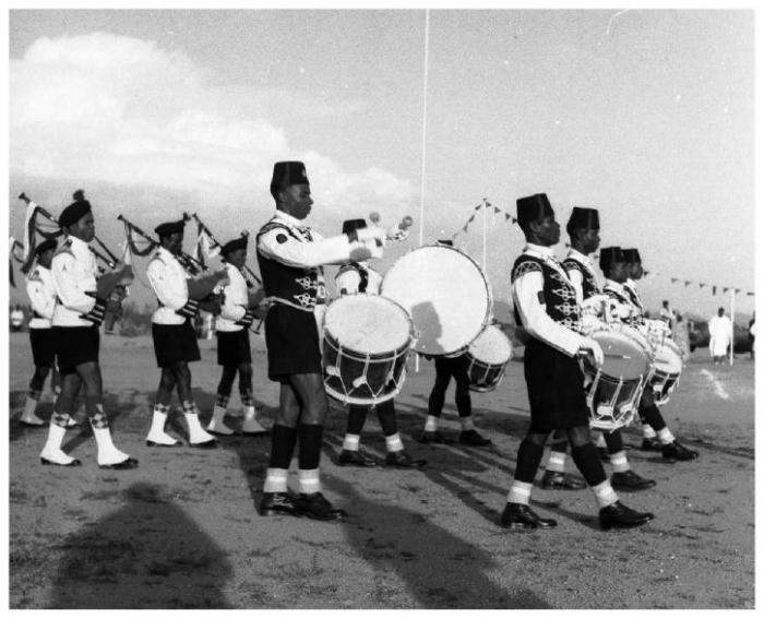 Les indépendances en Afrique - The role of popular music and