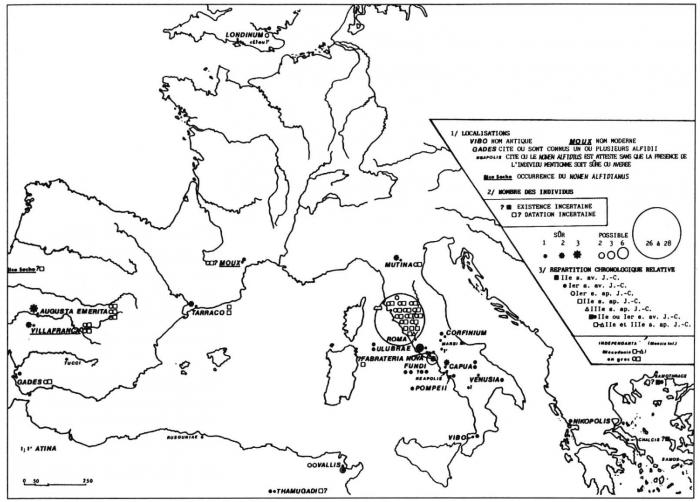 Histoire Dun Nom Les Aufidii Dans La Vie Politique Conomique Et