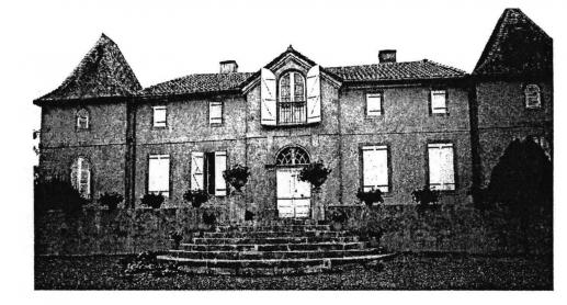 La maison de vigneron de Rivière-Basse