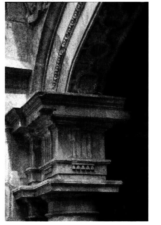 L 39 abbaye de maillezais saint pierre de maillezais un for R carrelage fontaine le comte