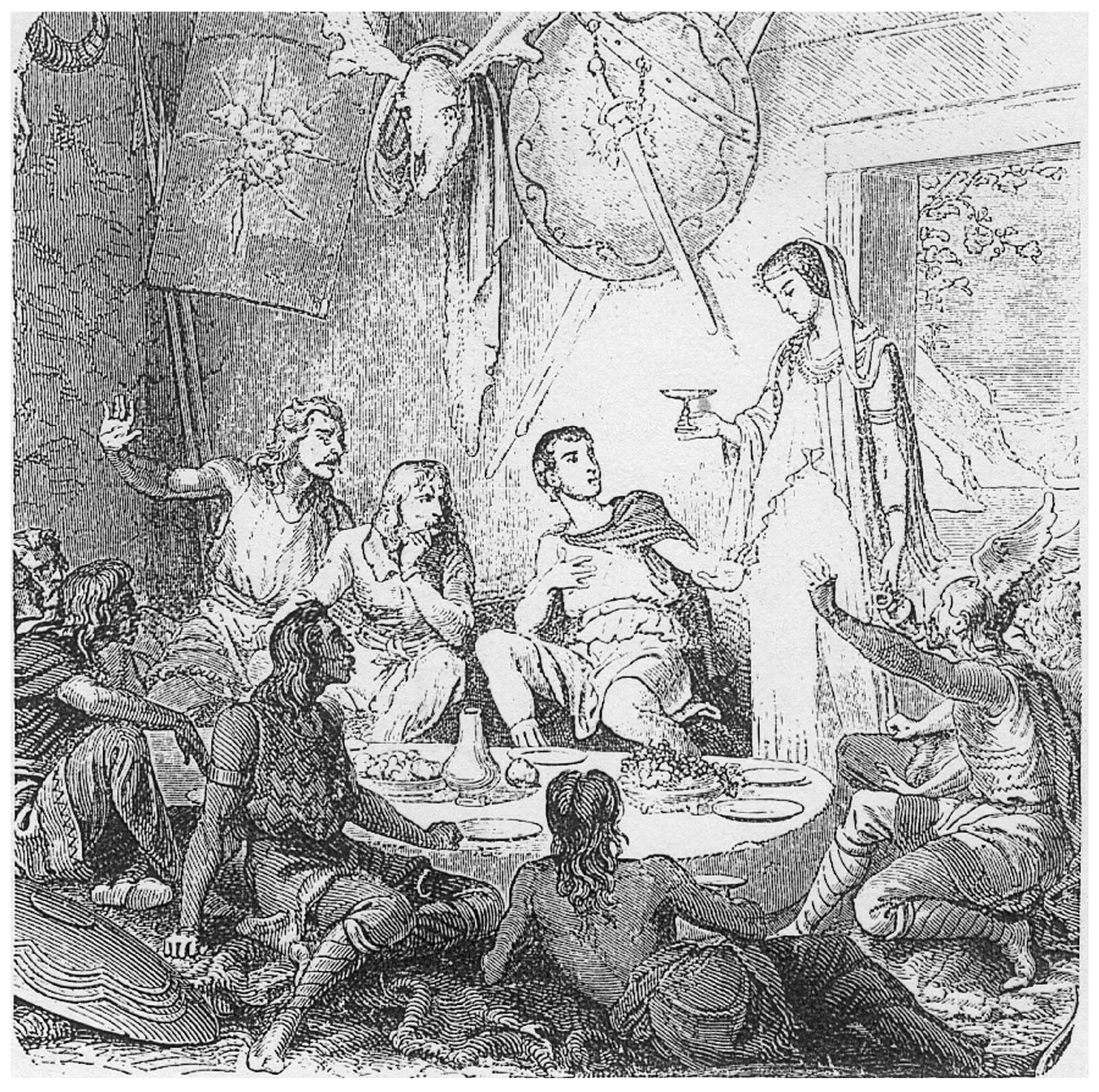 Mythologies Urbaines Gerer La Posterite Du Heros Fondateur Dans L