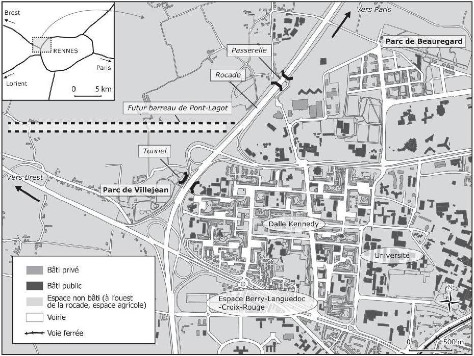 plan maison de quartier villejean