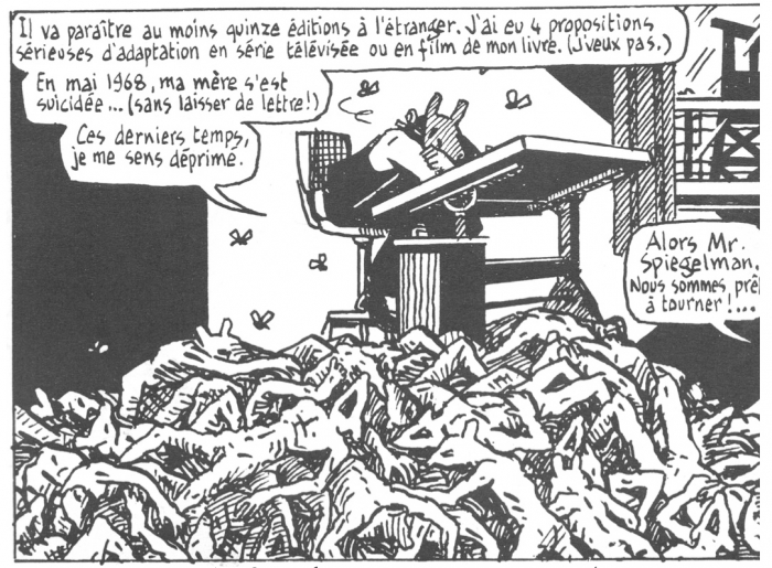 Maus Graphic Novel Pdf