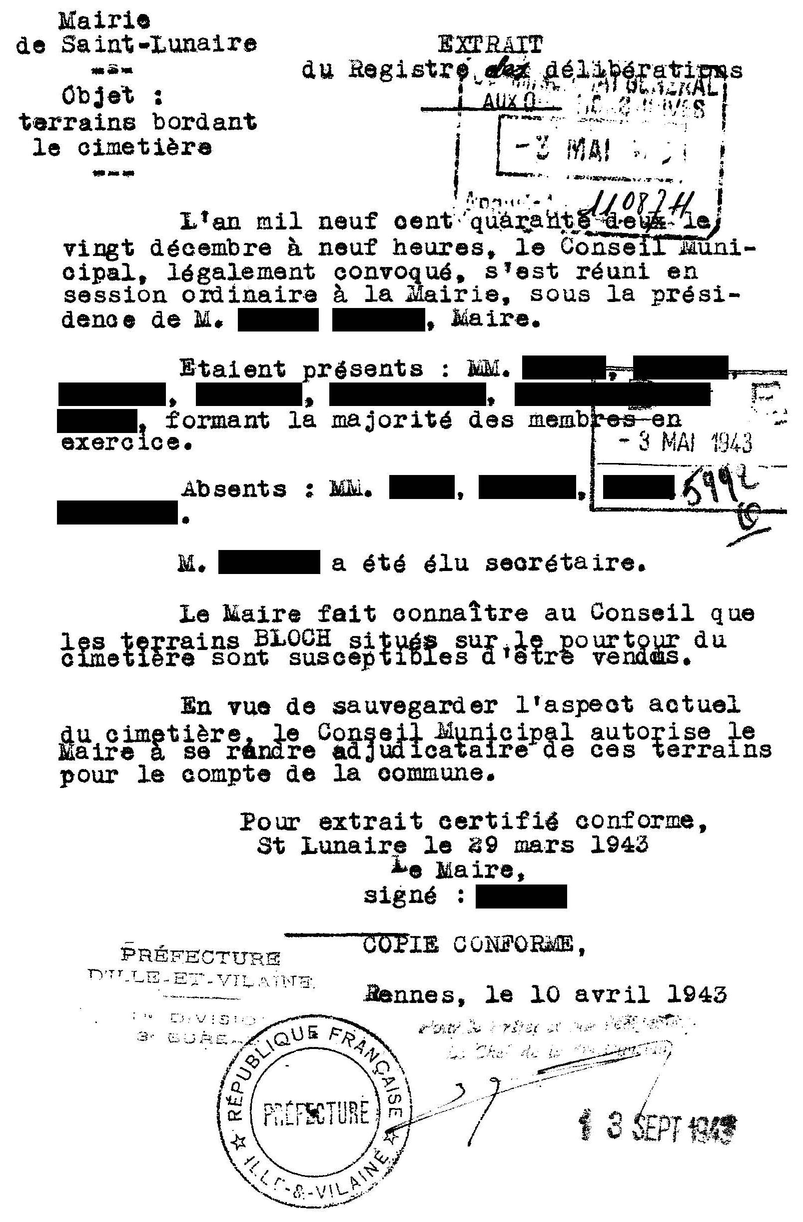 Les Juifs En Bretagne Chapitre 3 L Aryanisation Enjeux