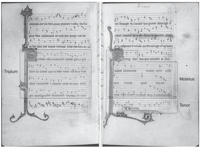 Le Moyen Age En Musique Mots Temps Rimes Et Motets Presses Universitaires De Rennes