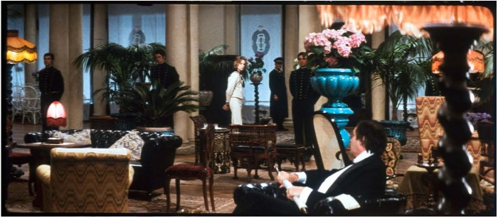 La scene de premiere rencontre dans le roman