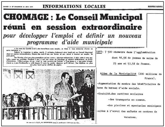 Communistes au Havre - Chapitre 15. Le communisme municipal ou l ... 20b57c7c9890
