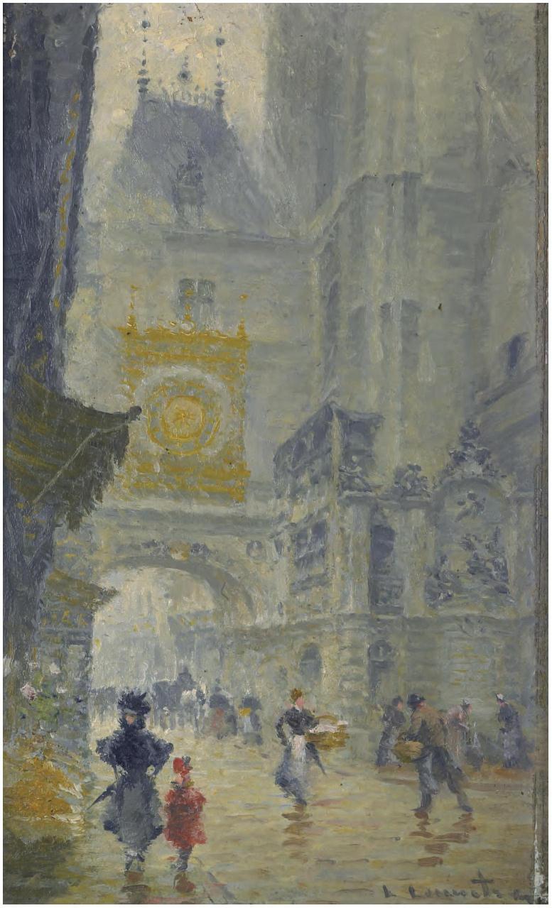 Peintres Ecole De Rouen impressionnisme : du plein air au territoire - de l'école de