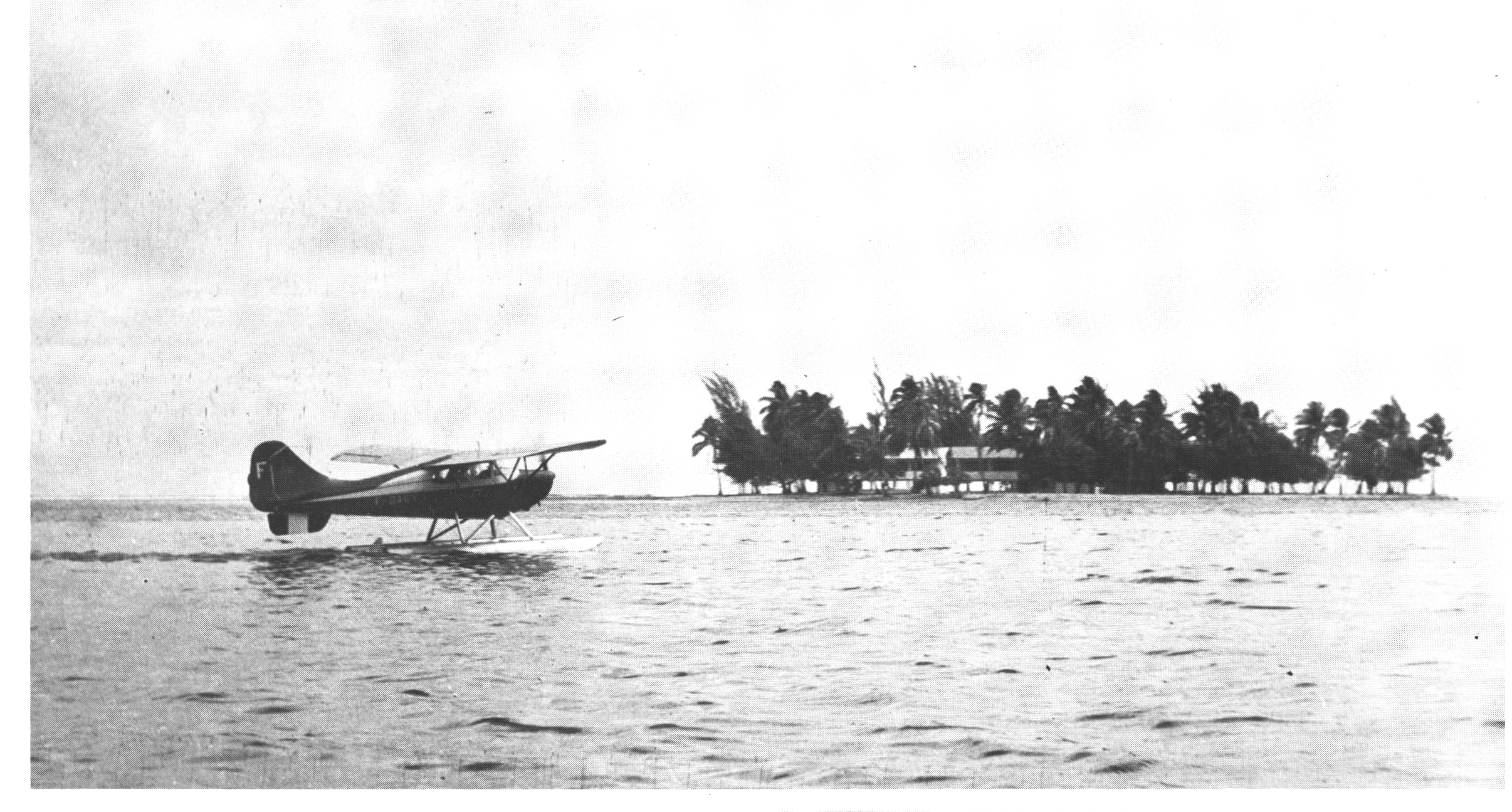 tahiti et l u2019aviation - 1964  a u00e9ro-club de tahiti