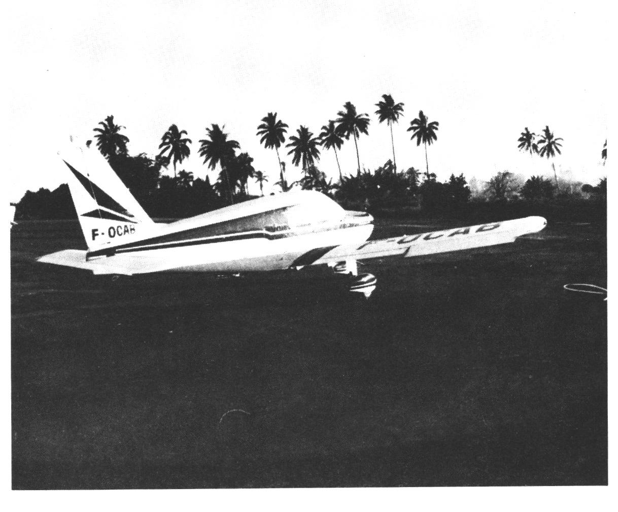 tahiti et l u2019aviation - 1964  a u00e9ro-club de tahiti
