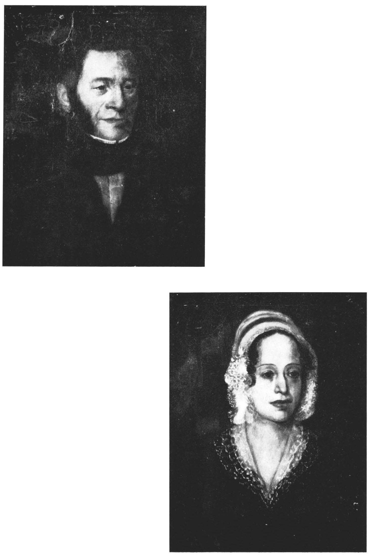 Alexandre salmon 1820 1866 et sa femme ariitaimai 1821 1897 avant propos soci t des - Alexandre jardin et sa femme ...