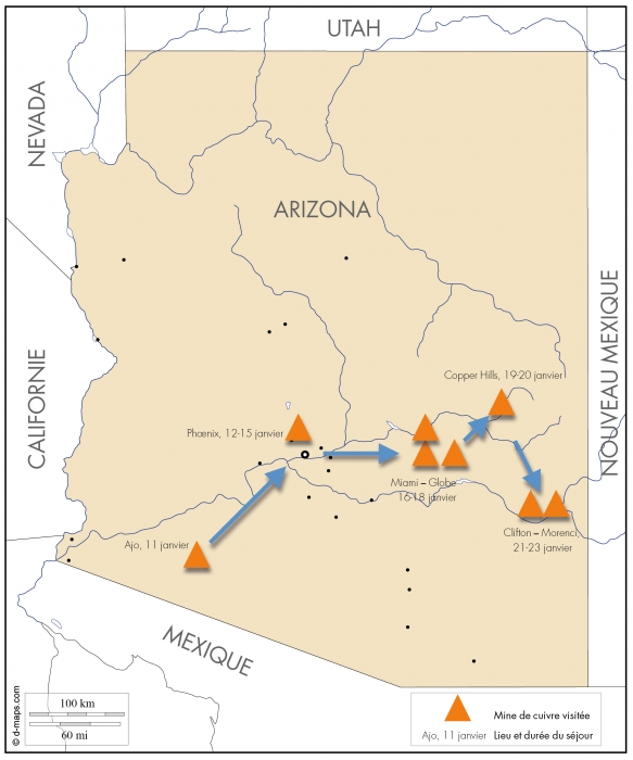 Quelle est la Loi sur la datation d'un mineur en Arizona