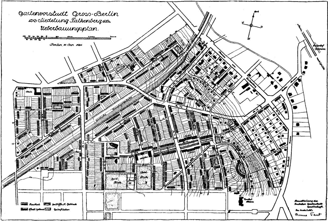 La fabrique de l urbanisme chapitre ii l intervention for Habitations home plans