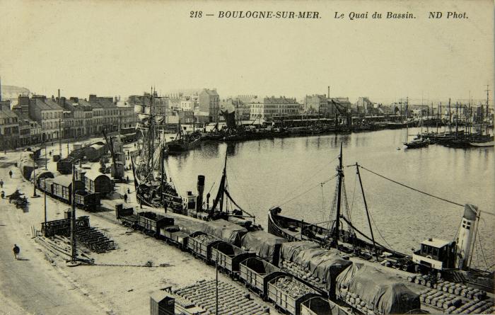 Boulogne Sur Mer Ville En D Ef Bf Bdcroissance
