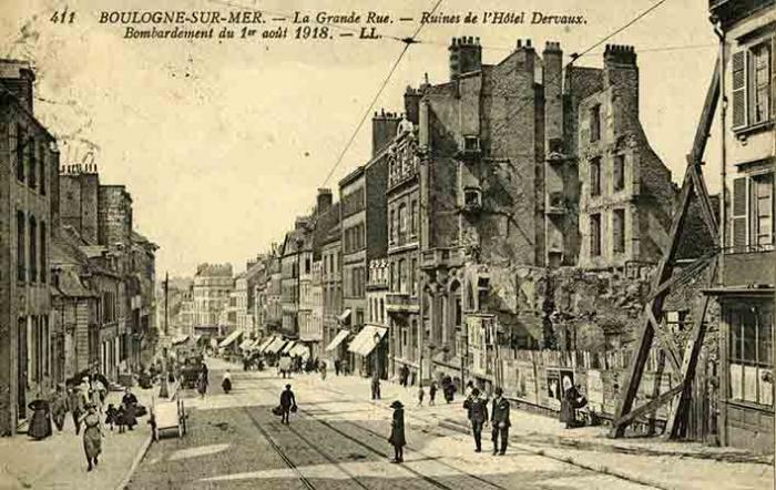 Boulogne Sur Mer Hotel Pas Cher